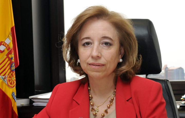 María Luisa Poncela, General Secretary of Science, Technology and Innovation
